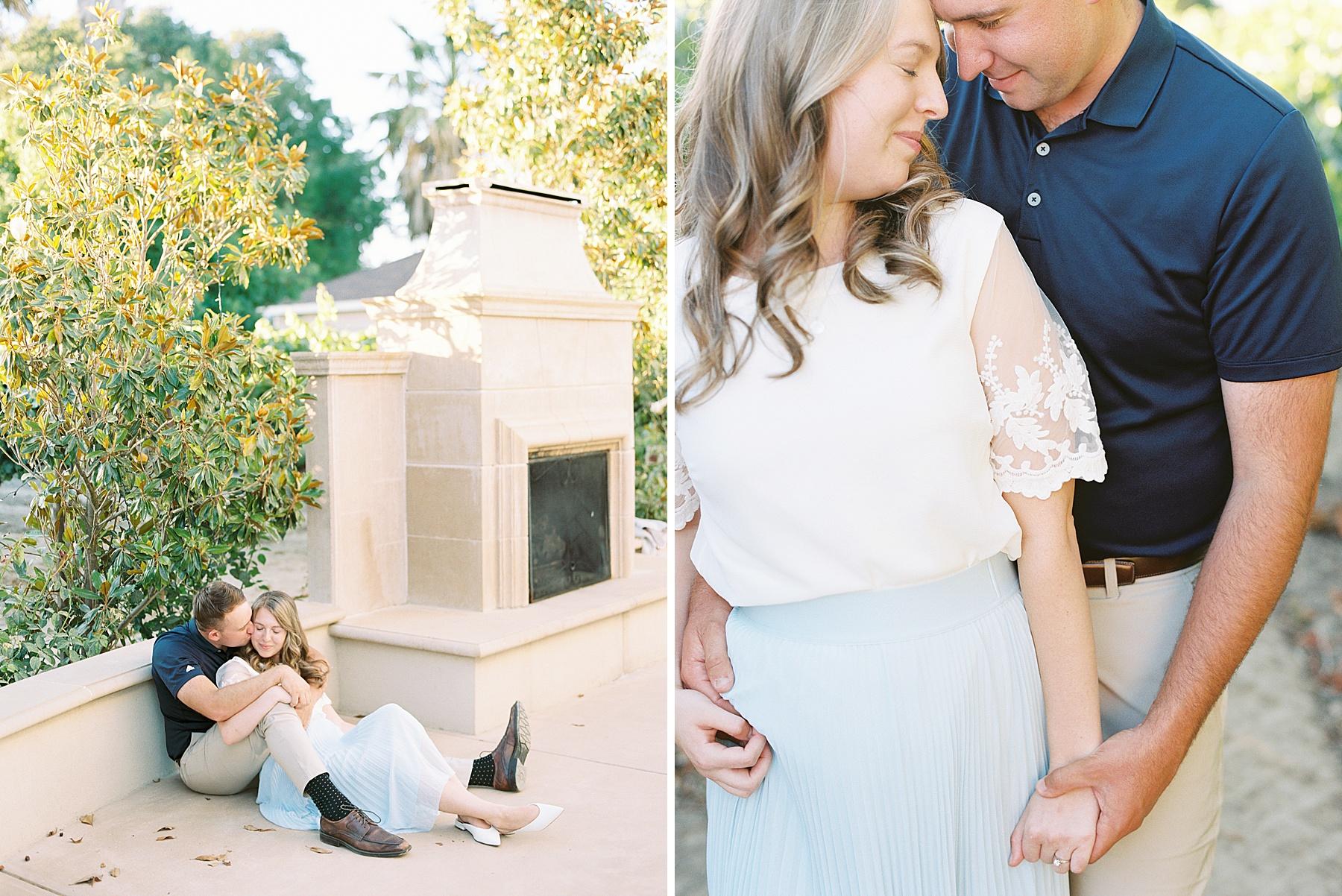 Scribner Bend Winery Engagement Session - Courtney and Steven - Ashley Baumgartner - Sribner Bend Wedding Photographer - Sacramento Wedding Photographer_0018.jpg