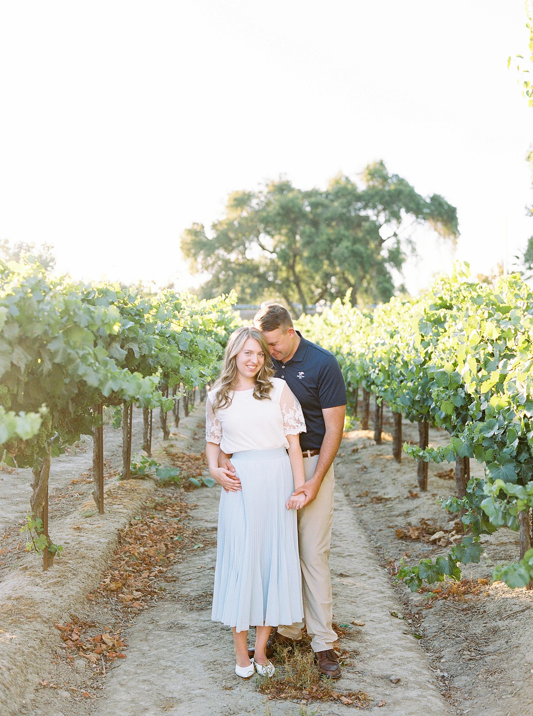 Scribner Bend Winery Engagement Session - Courtney and Steven - Ashley Baumgartner - Sribner Bend Wedding Photographer - Sacramento Wedding Photographer_0019.jpg