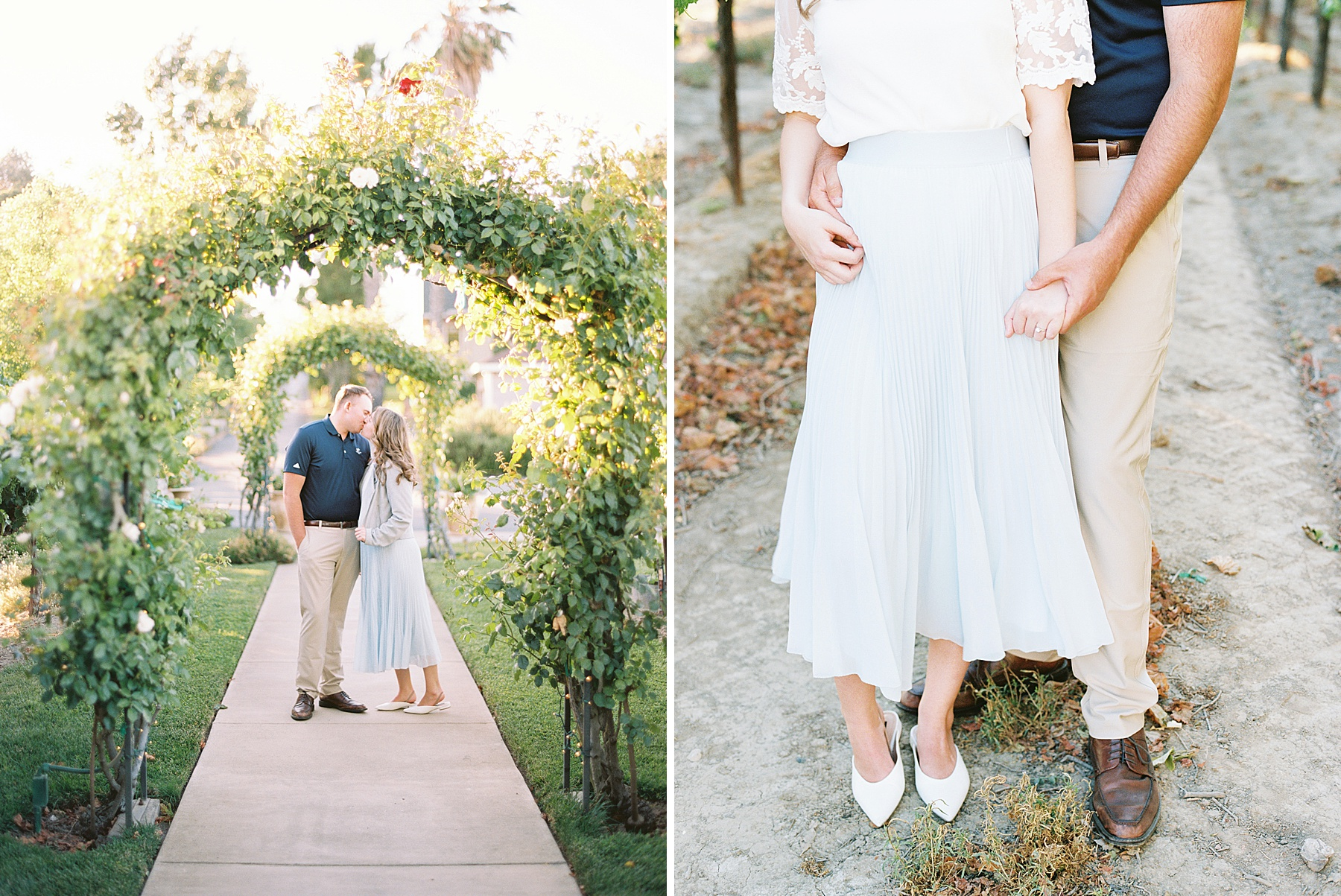 Scribner Bend Winery Engagement Session - Courtney and Steven - Ashley Baumgartner - Sribner Bend Wedding Photographer - Sacramento Wedding Photographer_0020.jpg