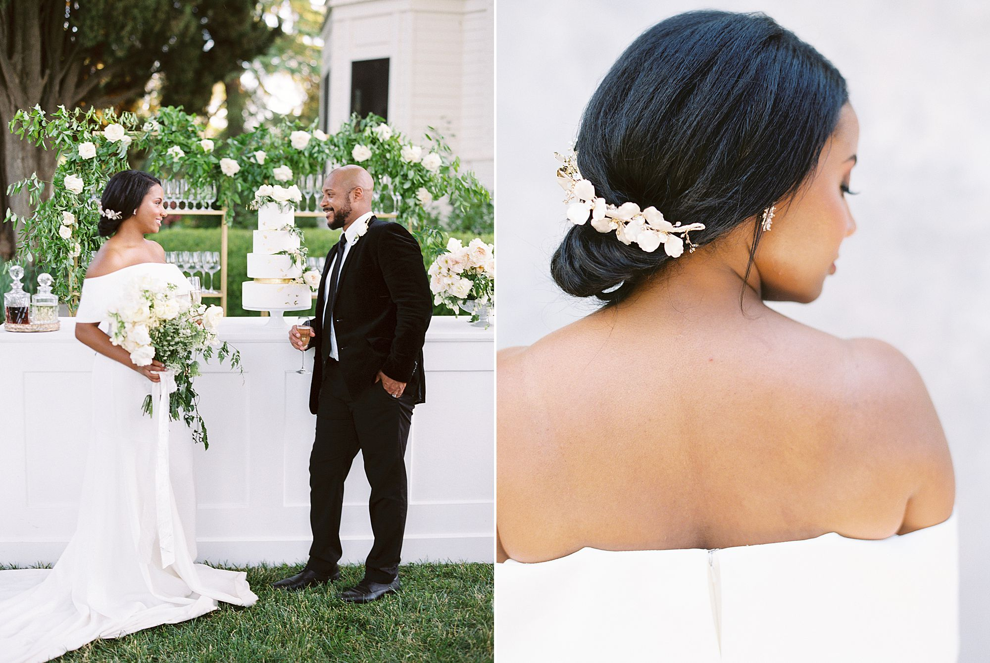 Park Winters Micro-Wedding Inspiration on Style Me Pretty - Stephanie Teague Events - Ashley Baumgartner - Park Winters Wedding - Black Tie Wedding - Micro-Wedding Sacramento Photographer_0033.jpg