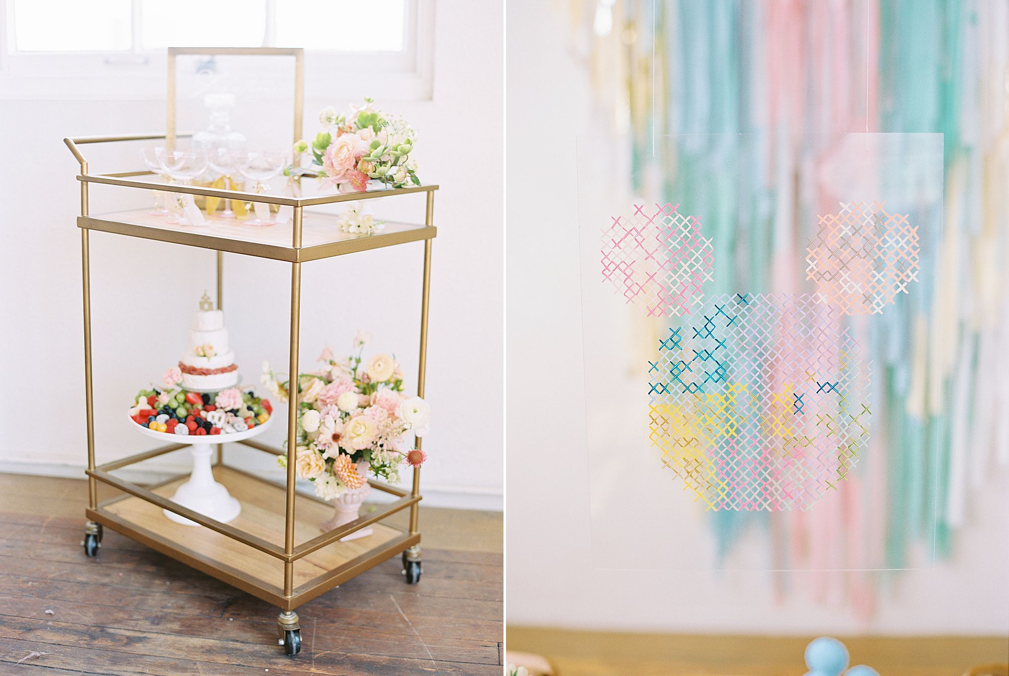 Vintage Disney Birthday Party for Princess Nora's Fourth Birthday - Featured on 100 Layer Cake - Ashley Baumgartner - Parker Grace Events_0008.jpg
