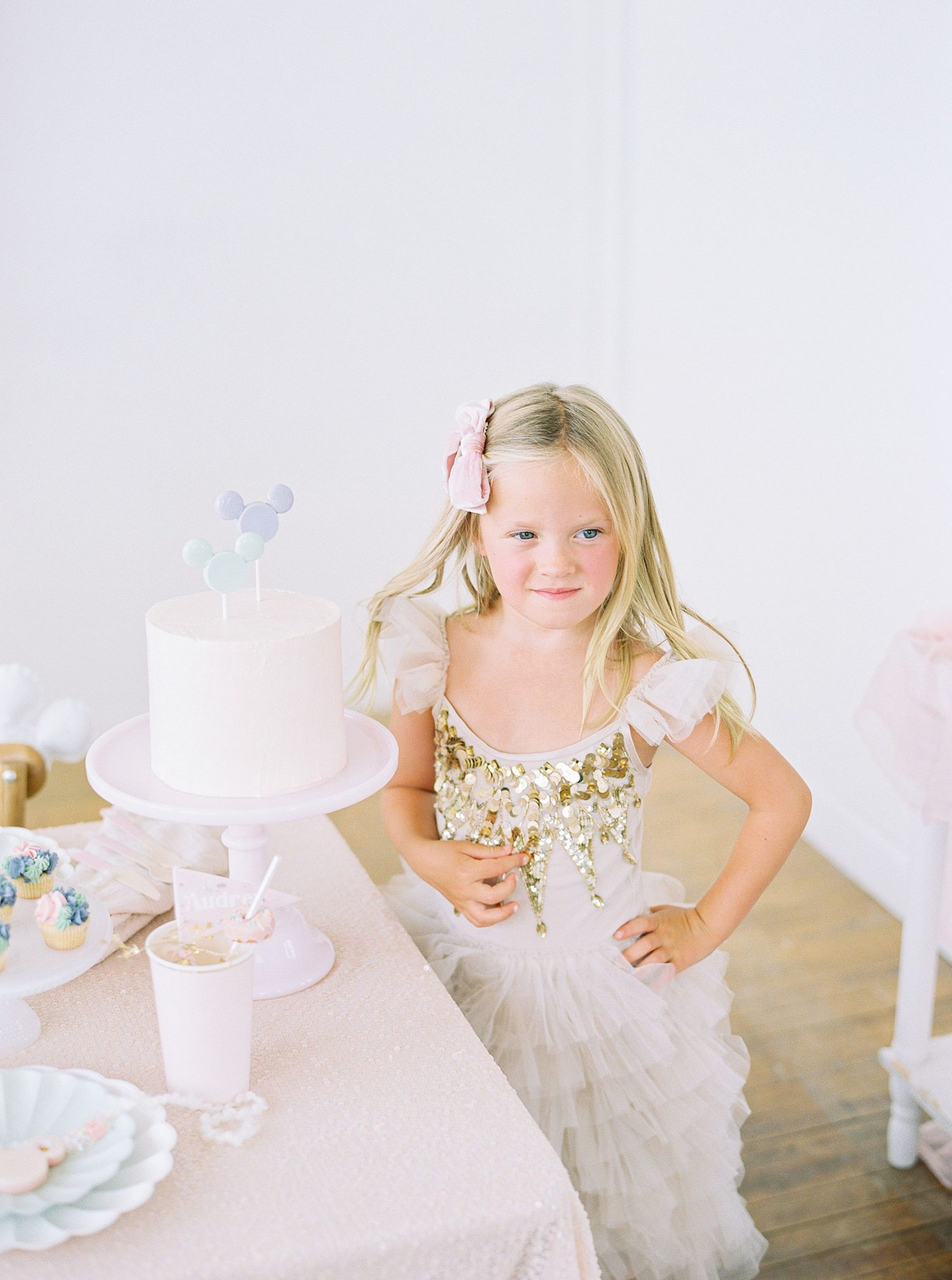 Vintage Disney Birthday Party for Princess Nora's Fourth Birthday - Featured on 100 Layer Cake - Ashley Baumgartner - Parker Grace Events_0011.jpg