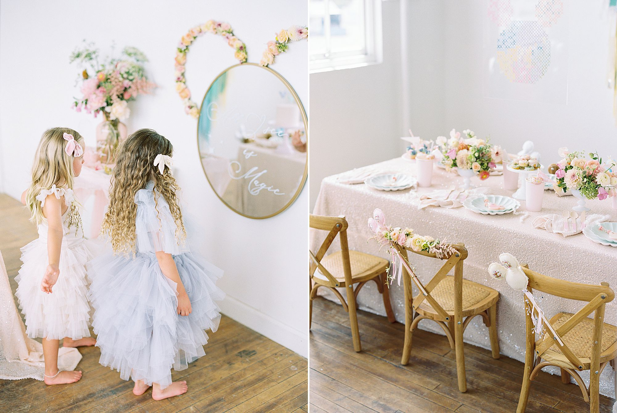 Vintage Disney Birthday Party for Princess Nora's Fourth Birthday - Featured on 100 Layer Cake - Ashley Baumgartner - Parker Grace Events_0020.jpg