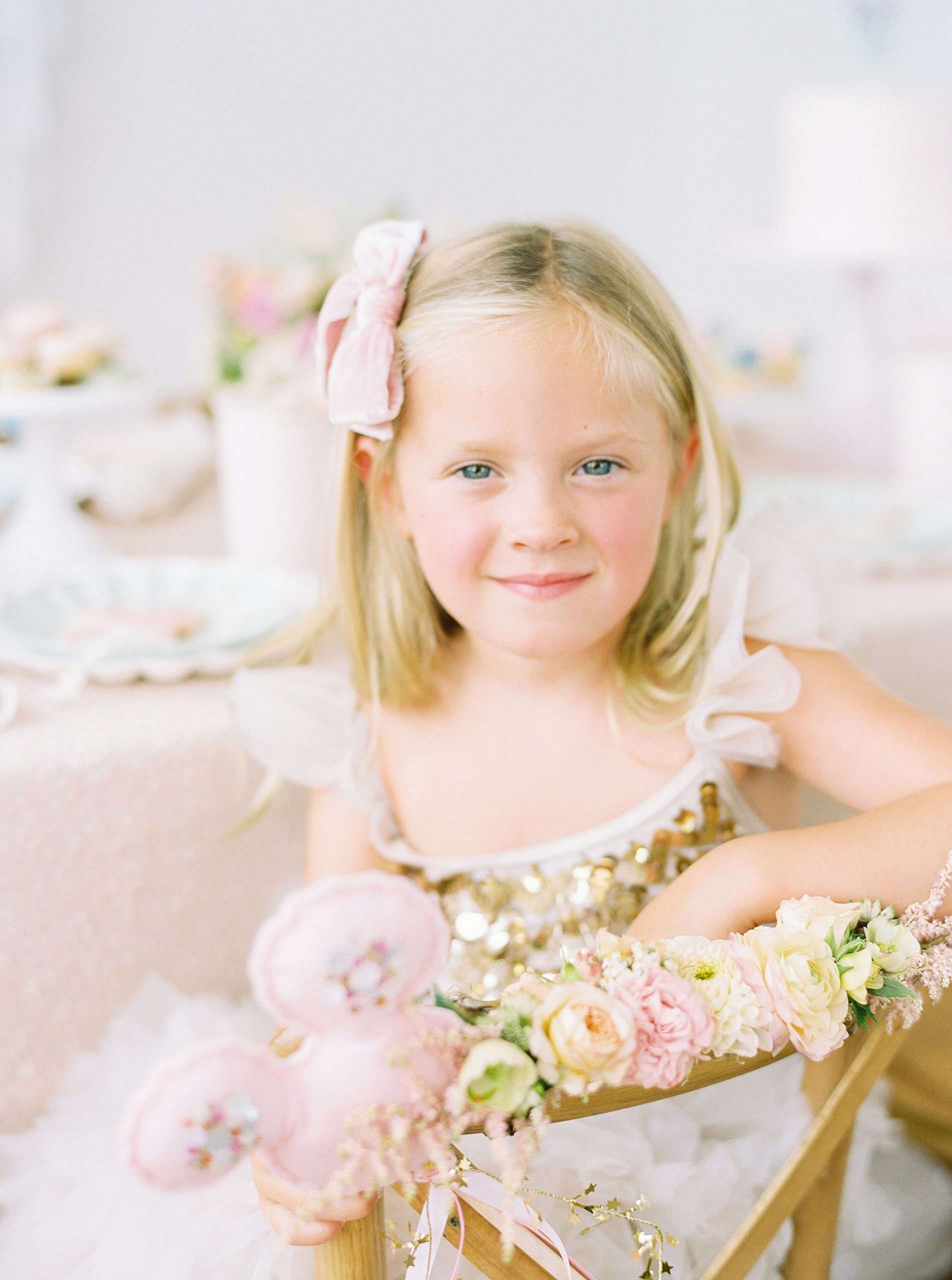 Vintage Disney Birthday Party for Princess Nora's Fourth Birthday - Featured on 100 Layer Cake - Ashley Baumgartner - Parker Grace Events_0023.jpg