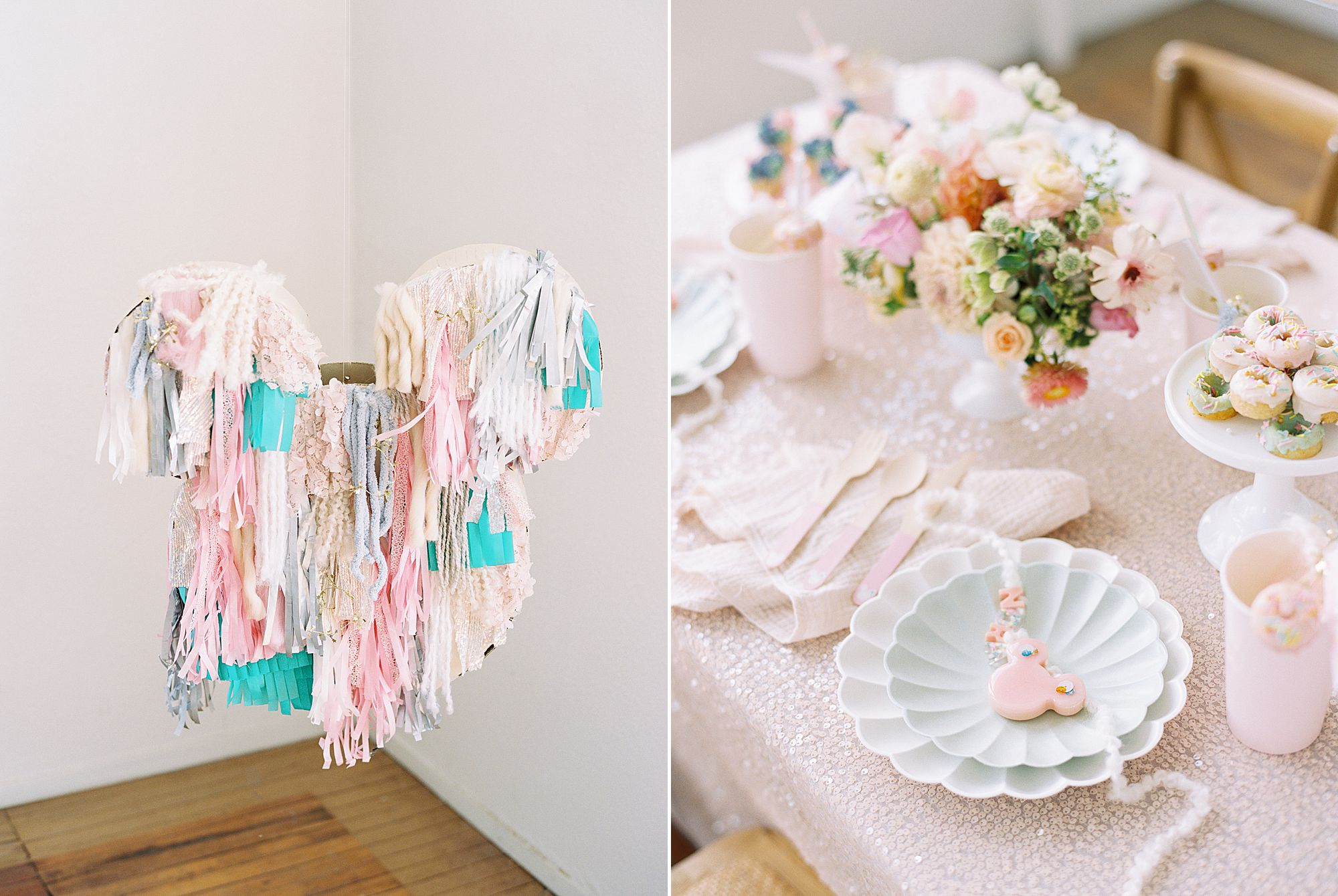 Vintage Disney Birthday Party for Princess Nora's Fourth Birthday - Featured on 100 Layer Cake - Ashley Baumgartner - Parker Grace Events_0026.jpg