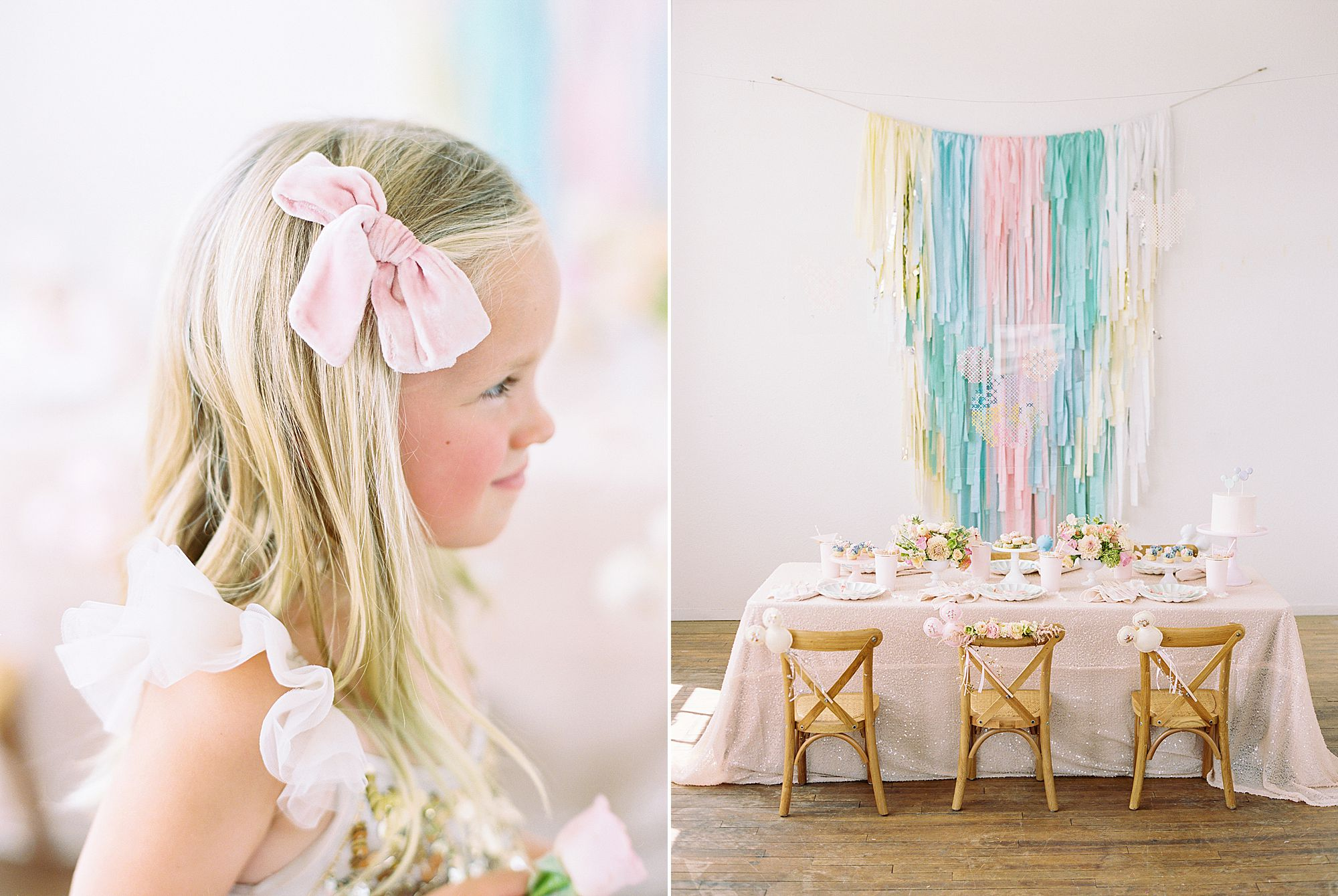 Vintage Disney Birthday Party for Princess Nora's Fourth Birthday - Featured on 100 Layer Cake - Ashley Baumgartner - Parker Grace Events_0028.jpg