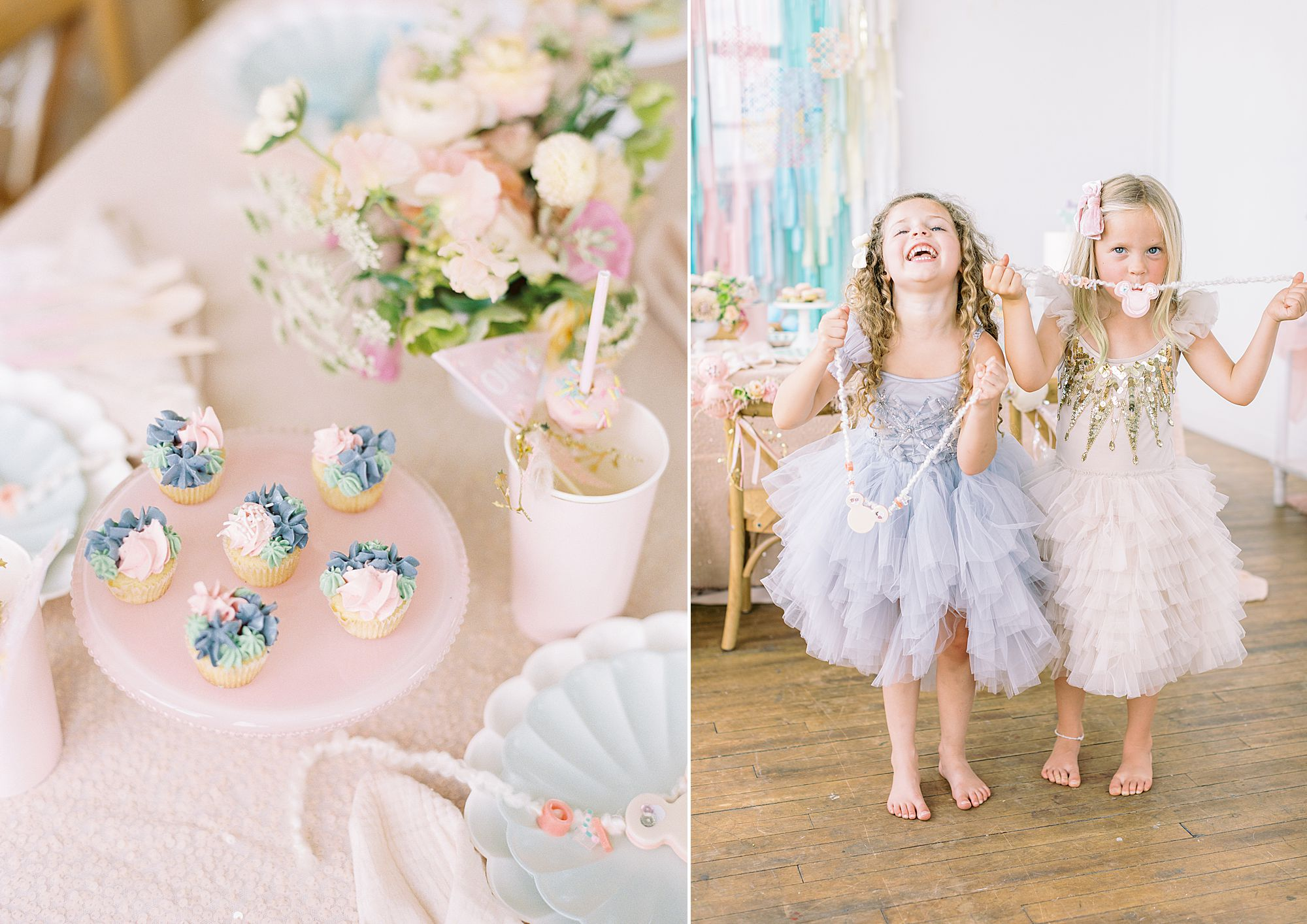 Vintage Disney Birthday Party for Princess Nora's Fourth Birthday - Featured on 100 Layer Cake - Ashley Baumgartner - Parker Grace Events_0034.jpg