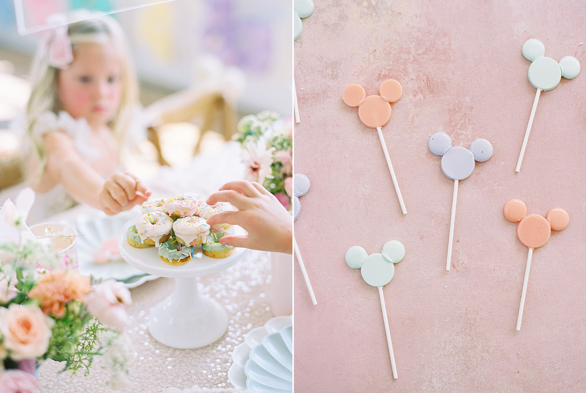 Vintage Disney Birthday Party for Princess Nora's Fourth Birthday - Featured on 100 Layer Cake - Ashley Baumgartner - Parker Grace Events_0038.jpg