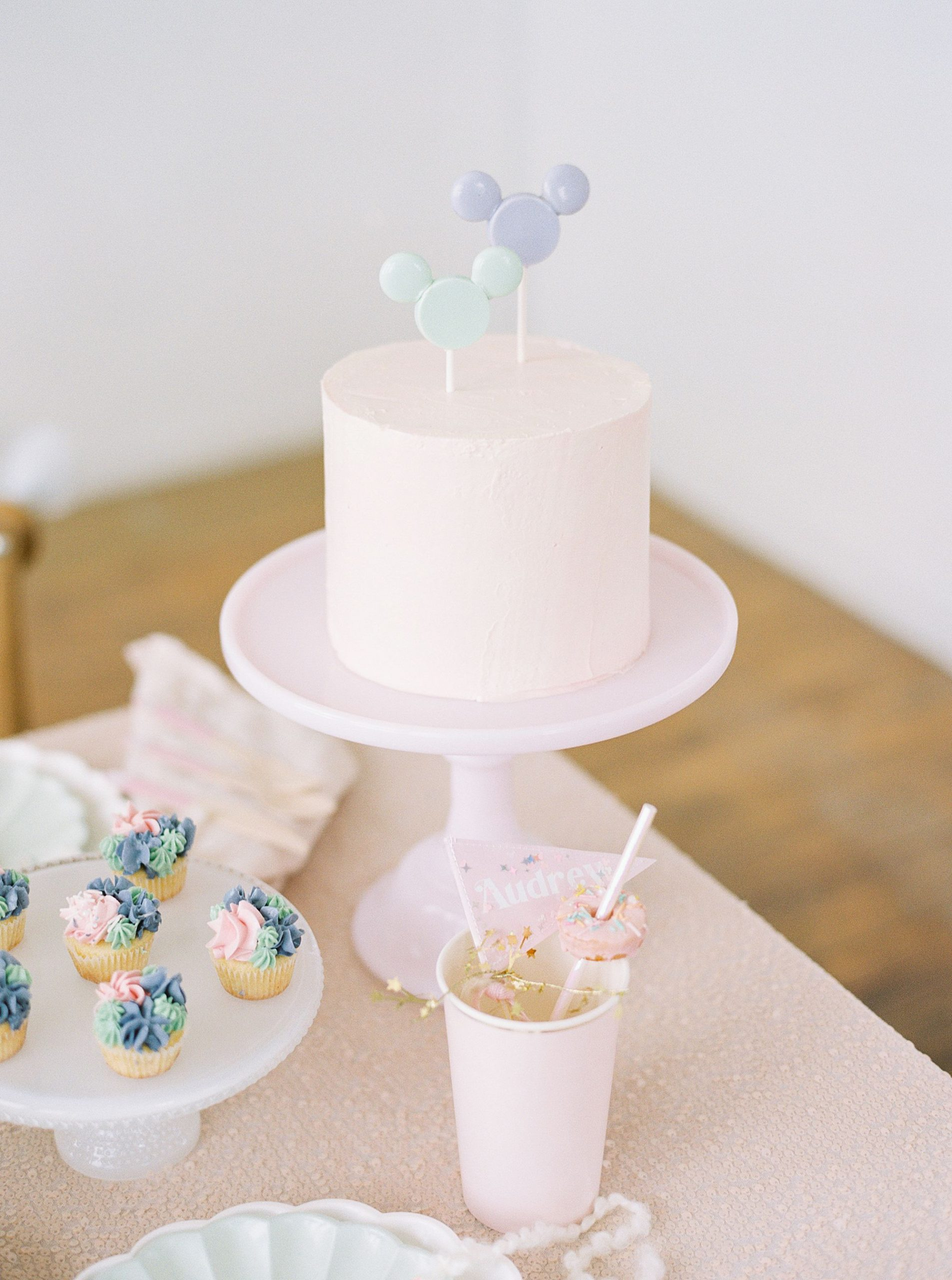 Vintage Disney Birthday Party for Princess Nora's Fourth Birthday - Featured on 100 Layer Cake - Ashley Baumgartner - Parker Grace Events_0041.jpg