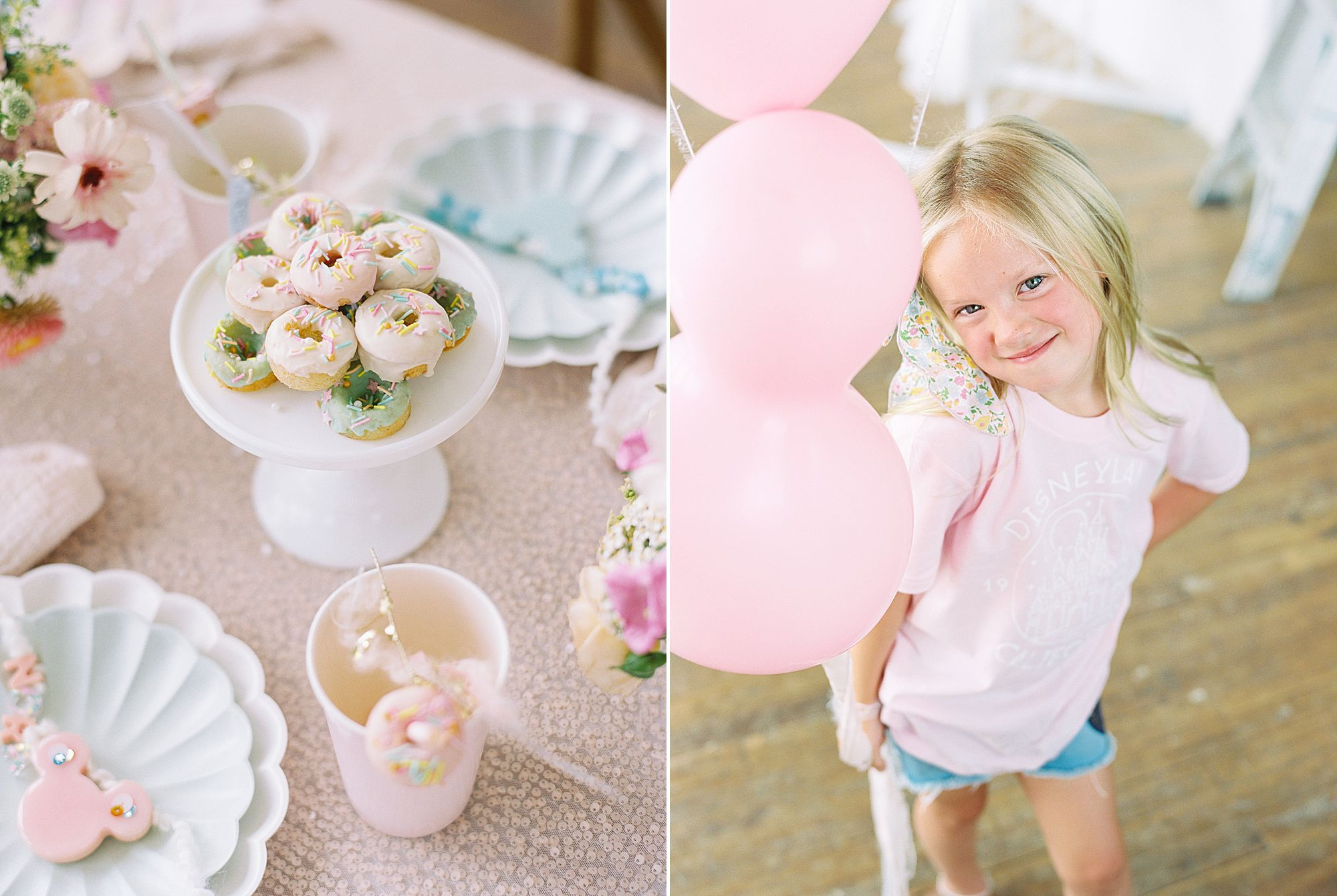 Vintage Disney Birthday Party for Princess Nora's Fourth Birthday - Featured on 100 Layer Cake - Ashley Baumgartner - Parker Grace Events_0042.jpg