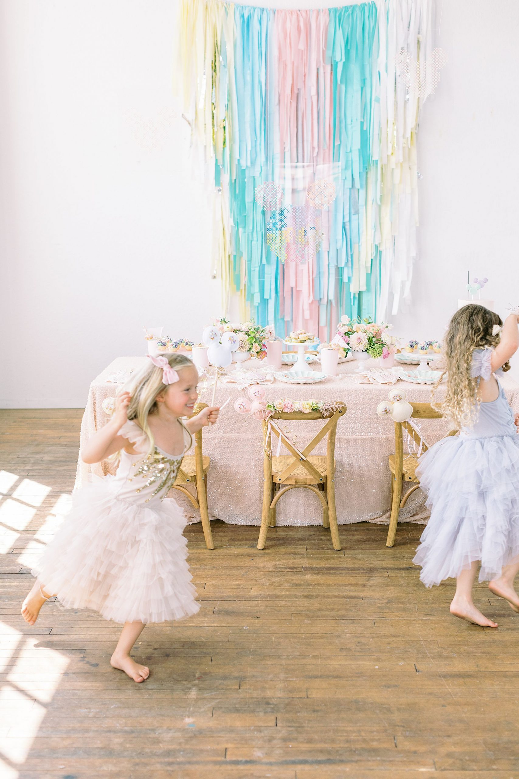 Vintage Disney Birthday Party for Princess Nora's Fourth Birthday - Featured on 100 Layer Cake - Ashley Baumgartner - Parker Grace Events_0049.jpg