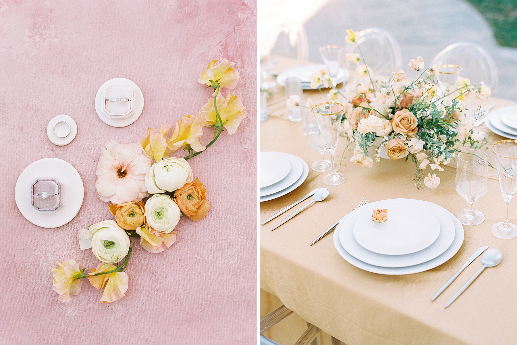 Park Winters Sacramento Wedding Inspiration with Sparkle and Dust Events  - Pantone Color of the Year Featured on Style Me Pretty_0002.jpg
