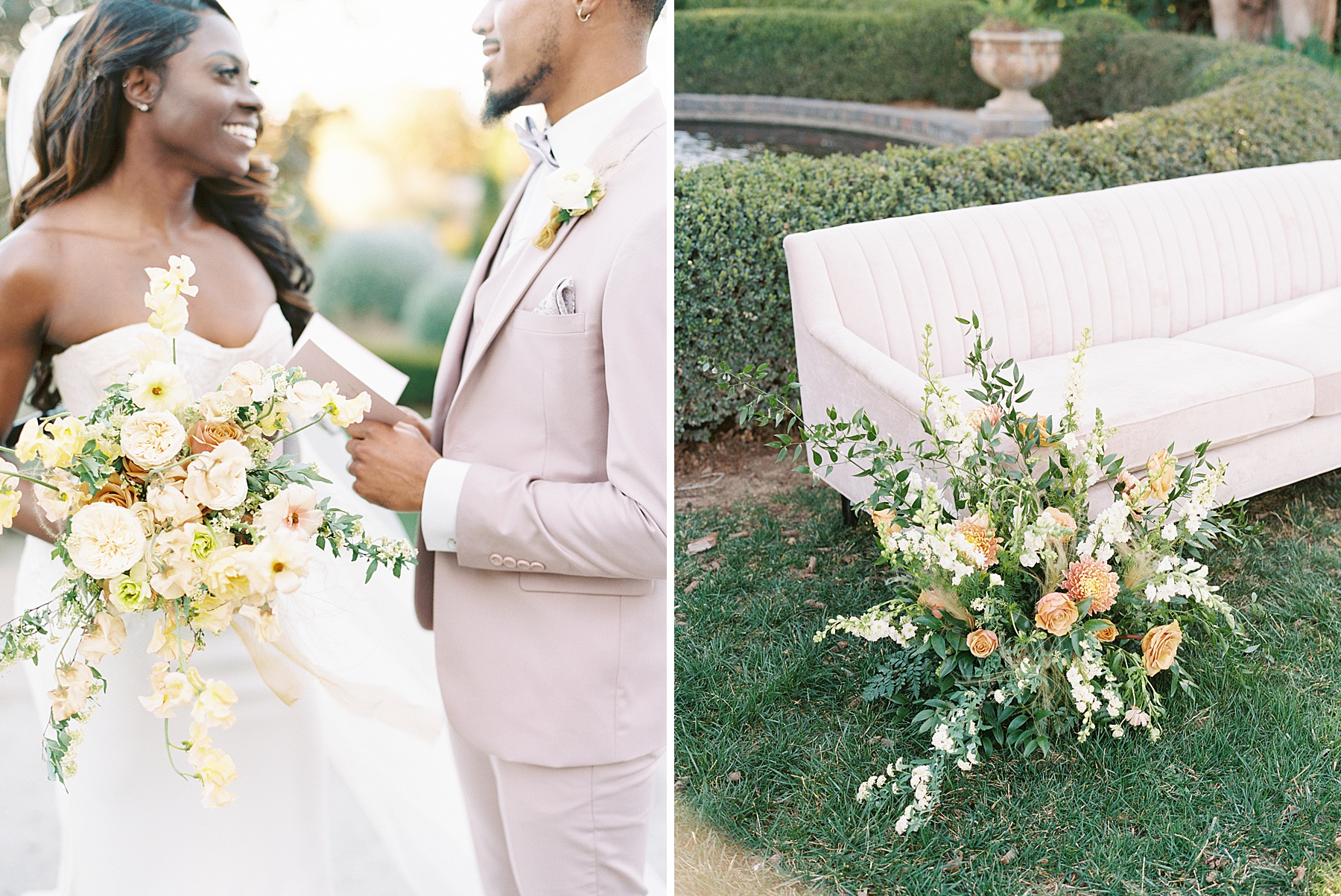 Park Winters Sacramento Wedding Inspiration with Sparkle and Dust Events  - Pantone Color of the Year Featured on Style Me Pretty_0004.jpg