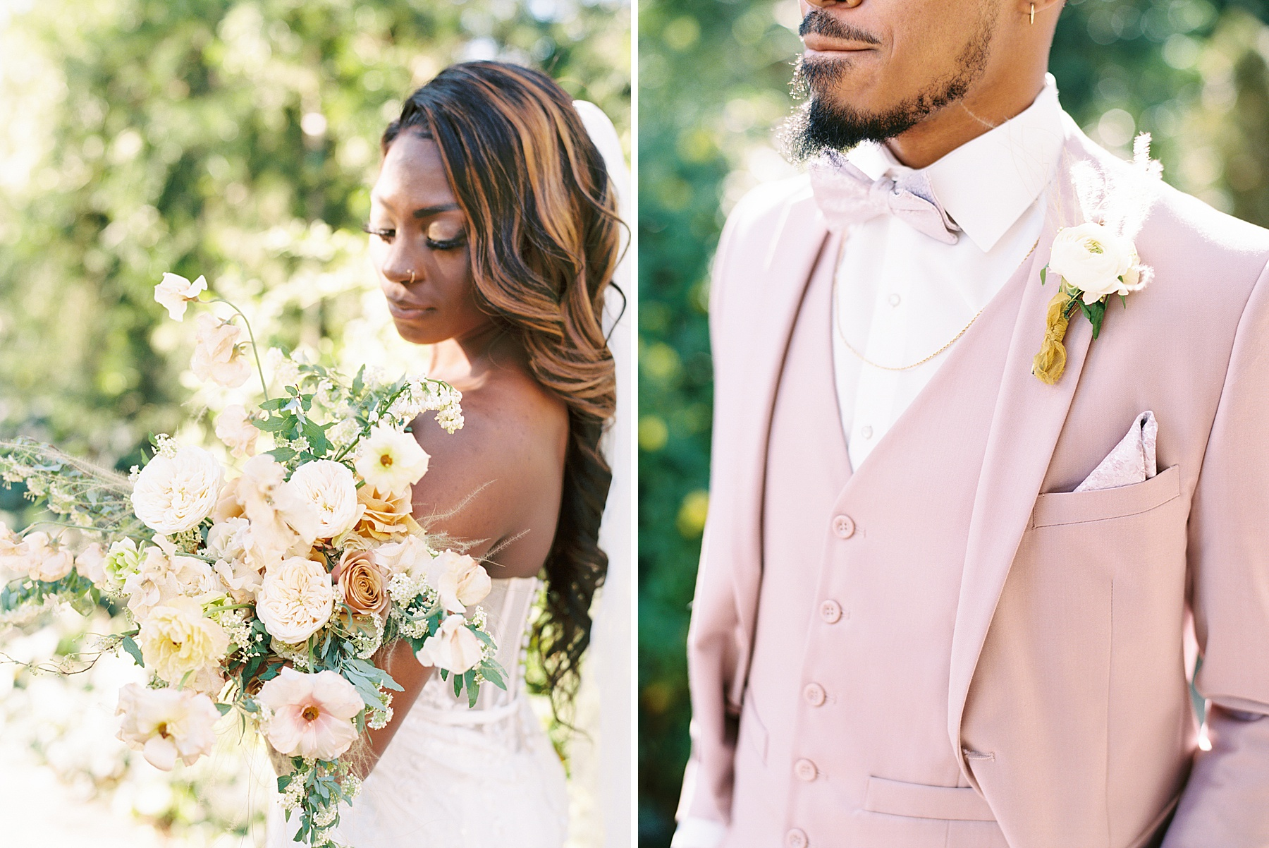 Park Winters Sacramento Wedding Inspiration with Sparkle and Dust Events  - Pantone Color of the Year Featured on Style Me Pretty_0006.jpg