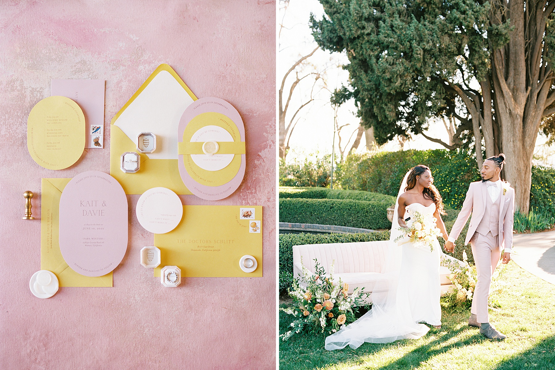 Park Winters Sacramento Wedding Inspiration with Sparkle and Dust Events  - Pantone Color of the Year Featured on Style Me Pretty_0012.jpg