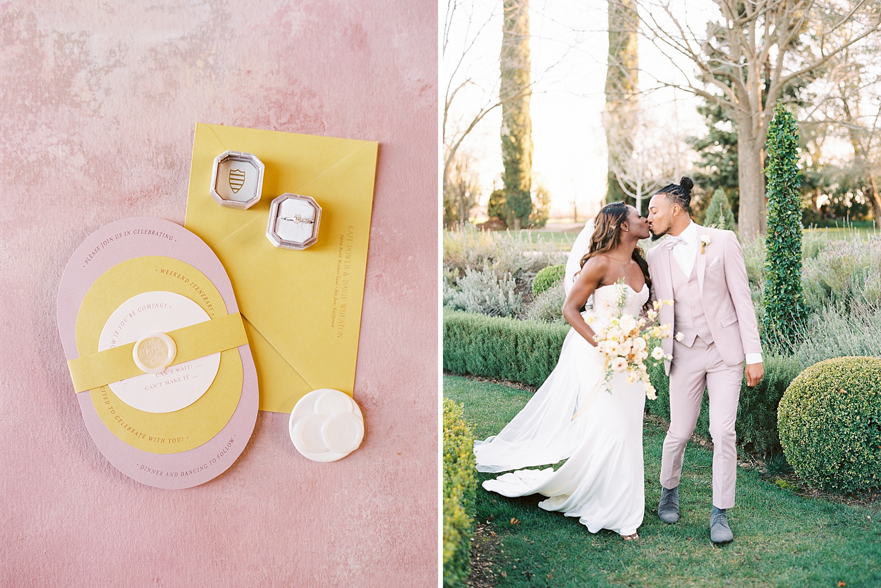 Park Winters Sacramento Wedding Inspiration with Sparkle and Dust Events  - Pantone Color of the Year Featured on Style Me Pretty_0018.jpg