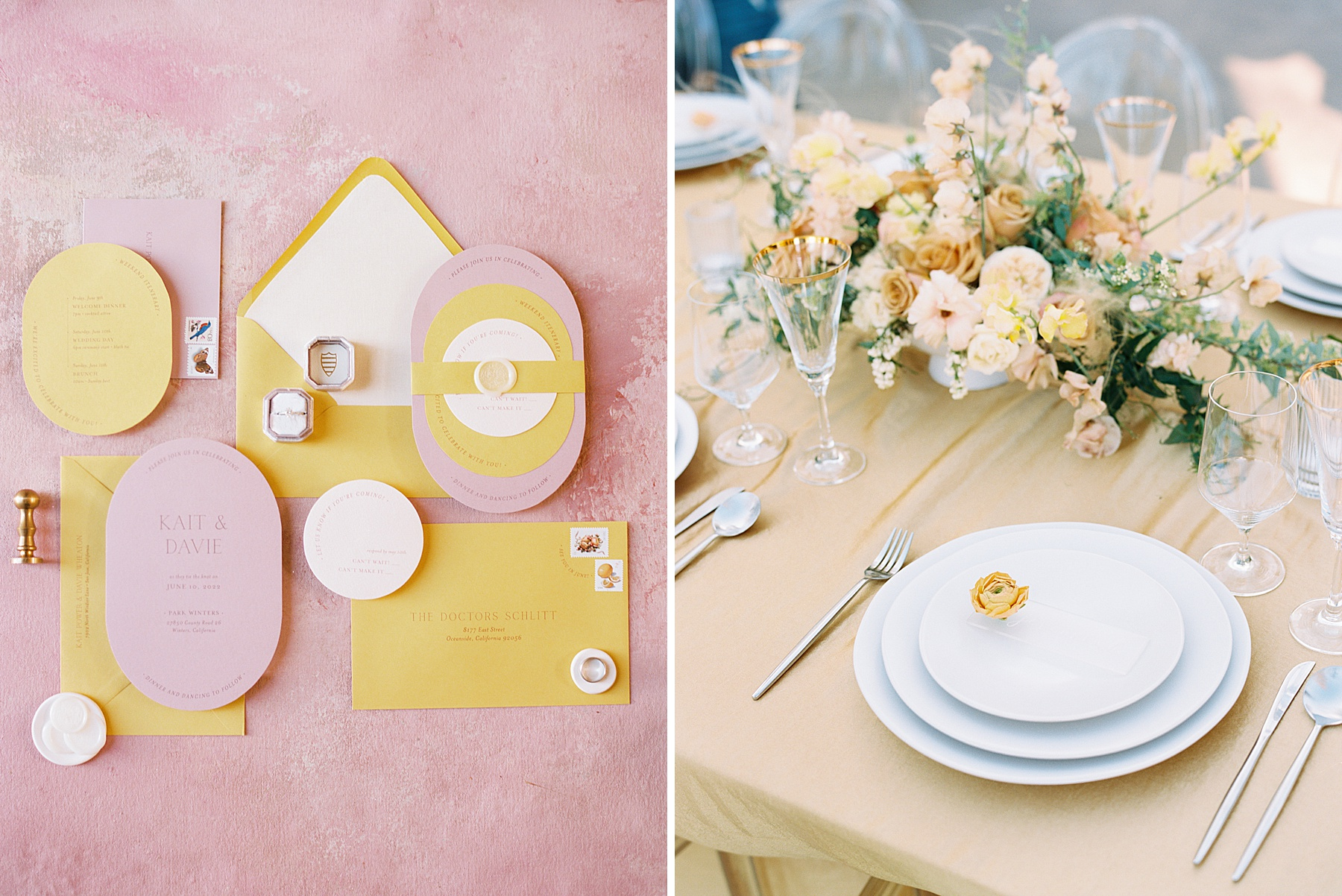 Park Winters Sacramento Wedding Inspiration with Sparkle and Dust Events  - Pantone Color of the Year Featured on Style Me Pretty_0034.jpg