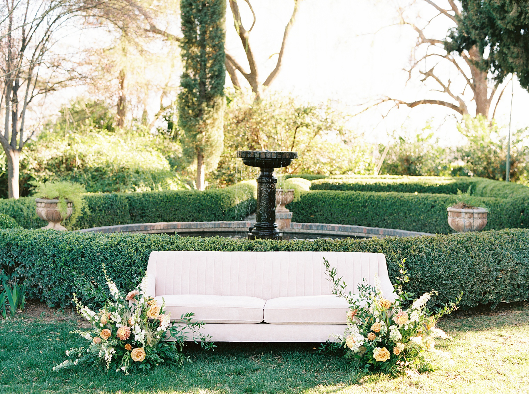 Park Winters Sacramento Wedding Inspiration with Sparkle and Dust Events  - Pantone Color of the Year Featured on Style Me Pretty_0035.jpg