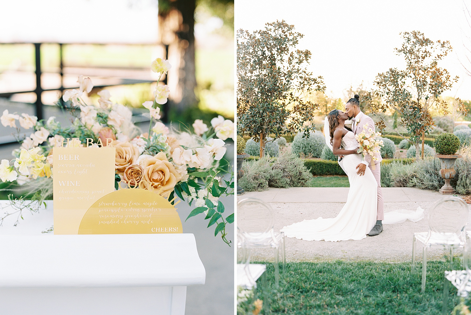 Park Winters Sacramento Wedding Inspiration with Sparkle and Dust Events  - Pantone Color of the Year Featured on Style Me Pretty_0038.jpg