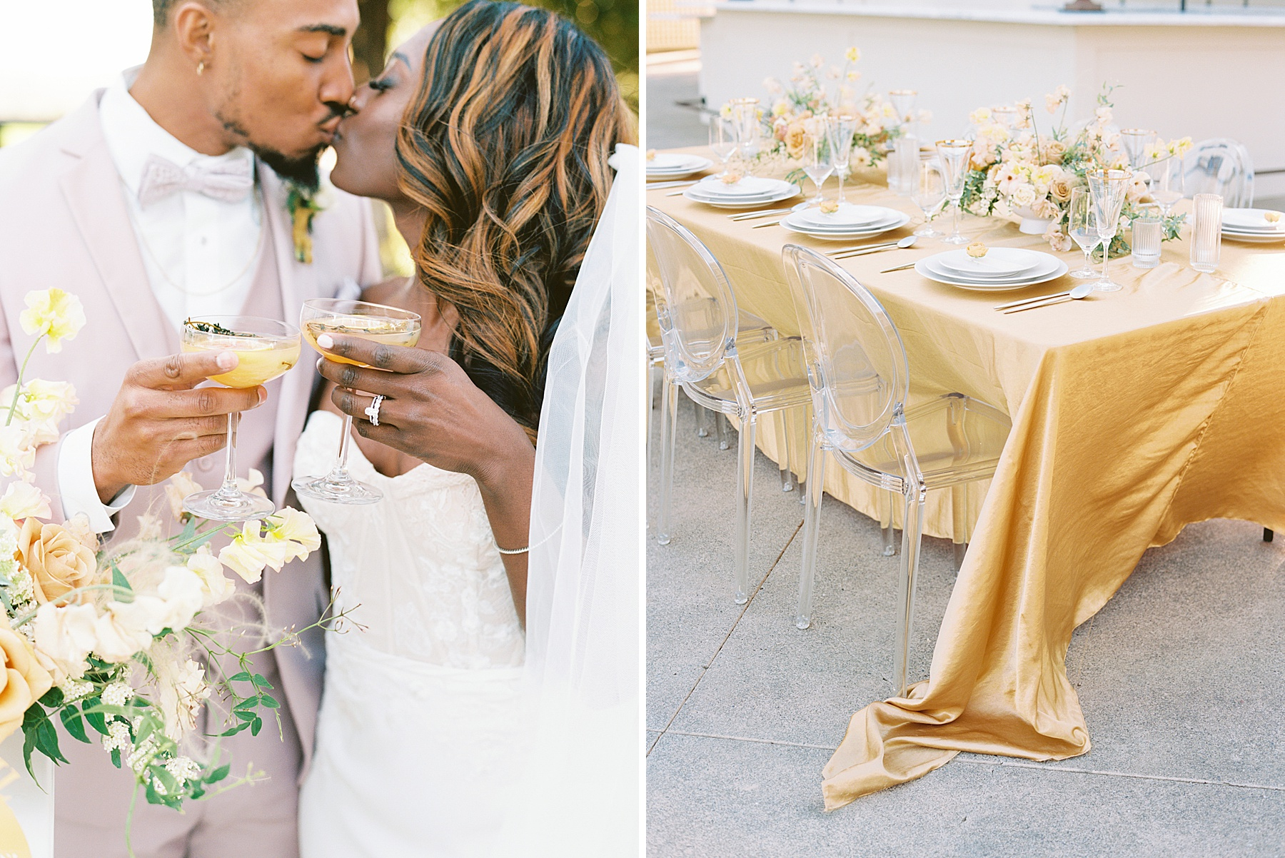 Park Winters Sacramento Wedding Inspiration with Sparkle and Dust Events  - Pantone Color of the Year Featured on Style Me Pretty_0042.jpg
