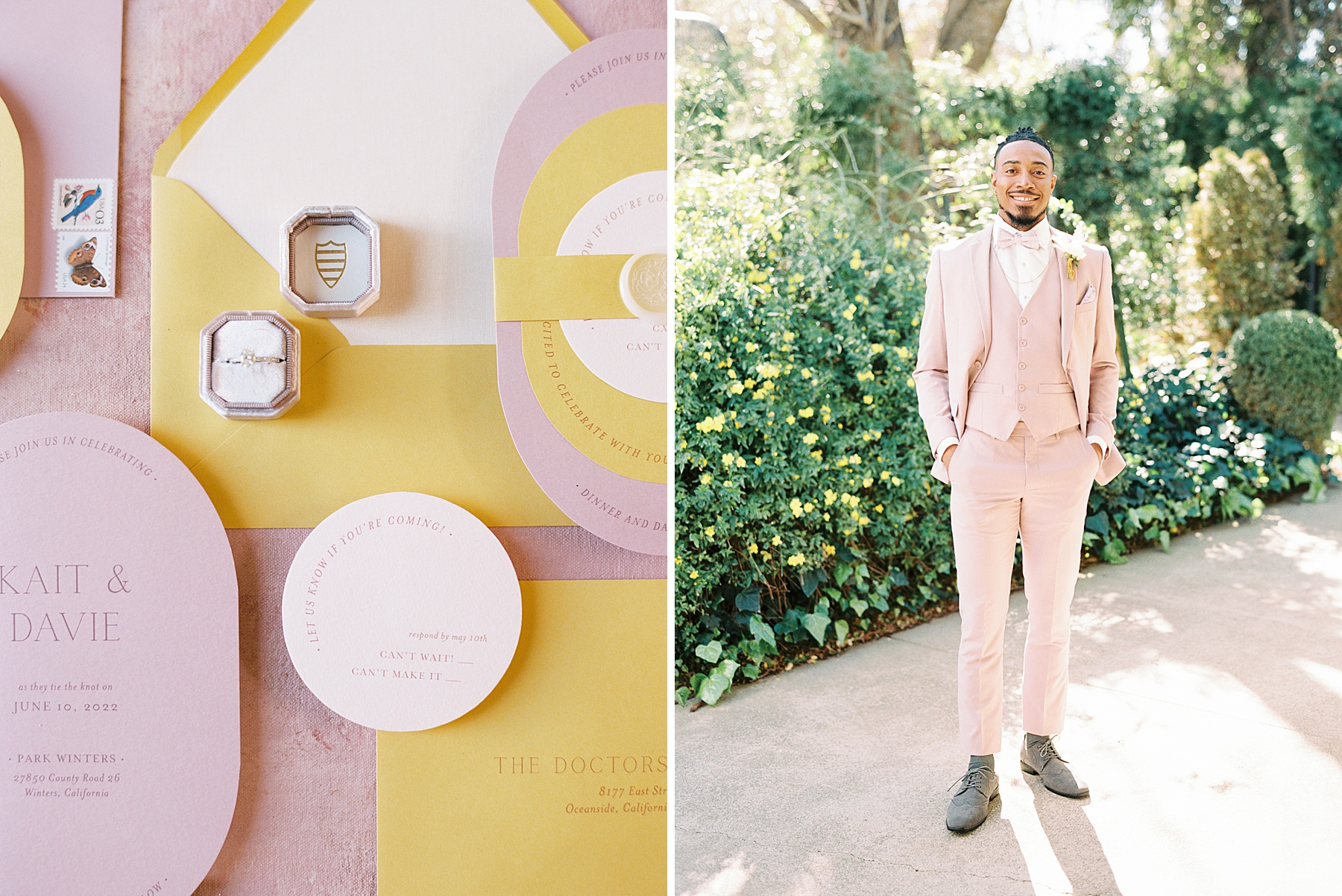 Park Winters Sacramento Wedding Inspiration with Sparkle and Dust Events  - Pantone Color of the Year Featured on Style Me Pretty_0054.jpg