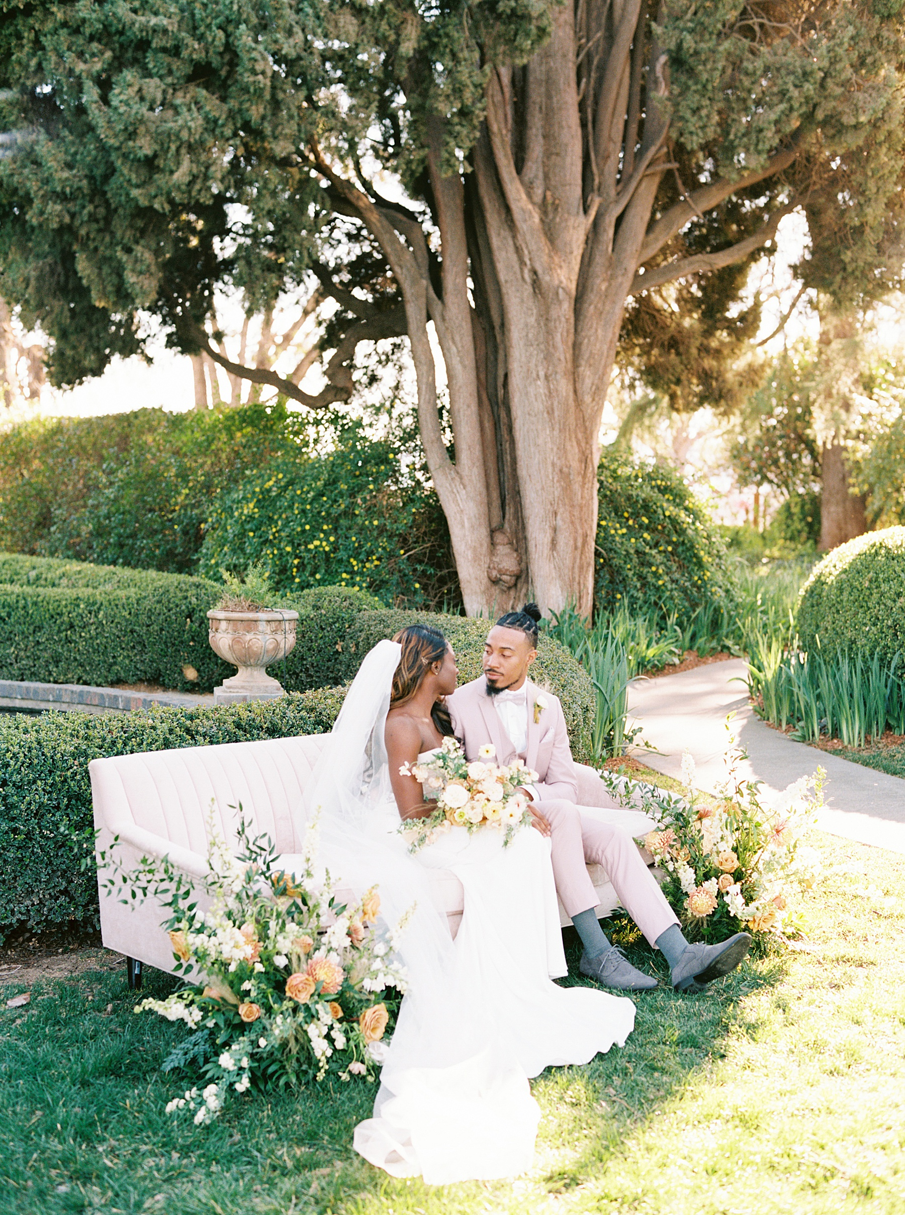 Park Winters Sacramento Wedding Inspiration with Sparkle and Dust Events  - Pantone Color of the Year Featured on Style Me Pretty_0055.jpg