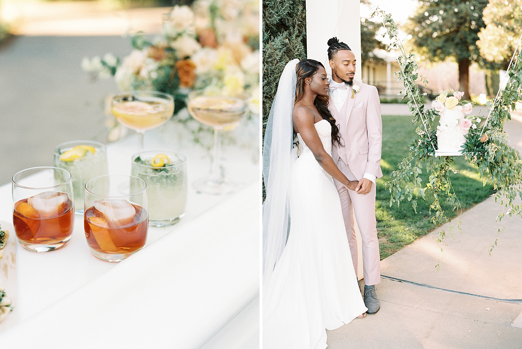 Park Winters Sacramento Wedding Inspiration with Sparkle and Dust Events  - Pantone Color of the Year Featured on Style Me Pretty_0060.jpg